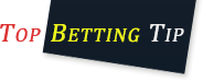 Top Betting Tip